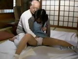 Japanese Grandpa Teaching Sex Young Girl 22 xLx