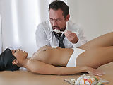 Asian Teen Geisha Gets Fucked Hard By Client