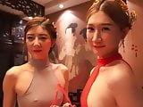 2 Chinese girls in pantyhose (NN)